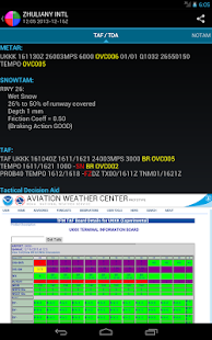 Metam - Aviation Weather/METAR - screenshot thumbnail