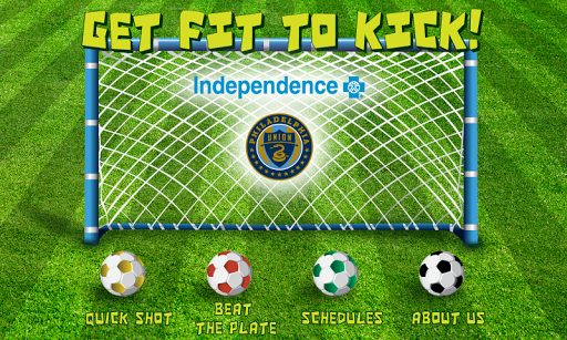 Get Fit to Kick