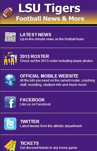 LSU Football News