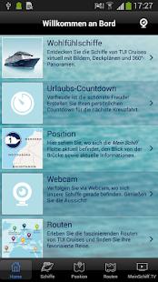 Mein Schiff Kreuzfahrten- screenshot thumbnail