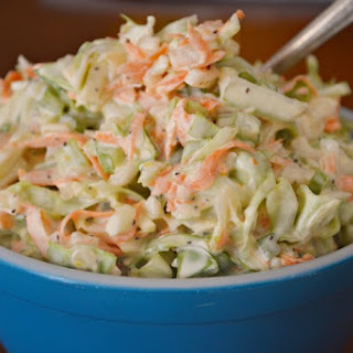 Church Supper Coleslaw