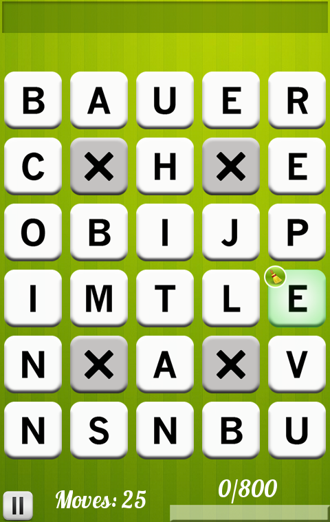Word Hunter - screenshot