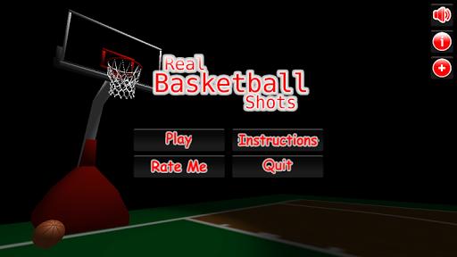 Real Basketball Shots