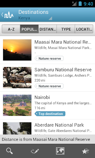 Kenya Travel Guide by Triposo