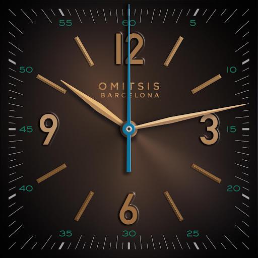 Eixample Gold - Watch Face