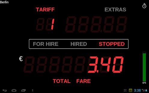 Taximeter - screenshot thumbnail