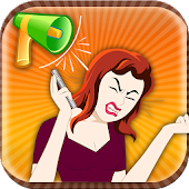 Whistle The Girl : Funny Game