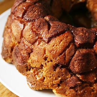 Pumpkin Cheesecake Monkey Bread.