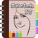 Sketch It mobile app icon