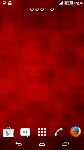 Red Texture Theme By Arjun