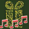 Julesalmer og sange med musik icon