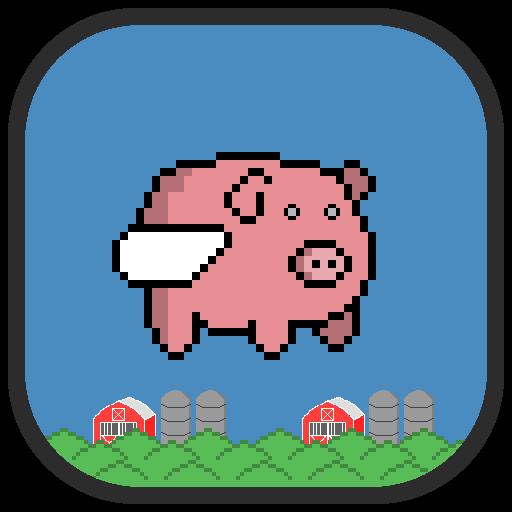 Flappy Pig LOGO-APP點子