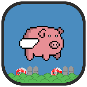 Flappy Pig for PC and MAC