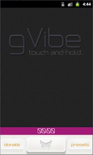 gVibe - screenshot thumbnail