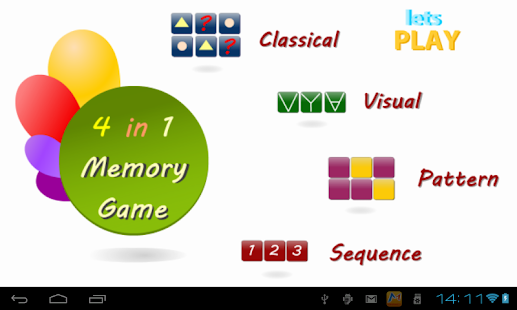 Memory Games For Adults- screenshot thumbnail