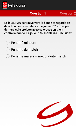 Referees Quizz