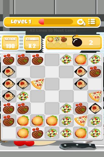 真棒厨师! - 食物配对游戏