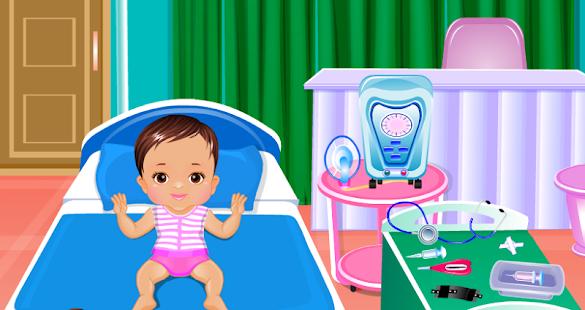 嬰兒女孩子的遊戲 休閒 App-愛順發玩APP