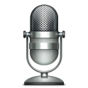 Simple Mic icon