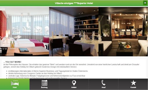 Holiday Inn Villach- screenshot thumbnail