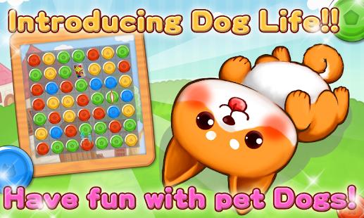 Cute Dog's Life - náhled