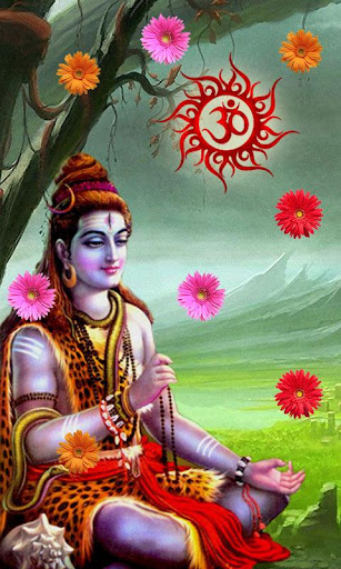 Lord Shiva Live Wallpaper