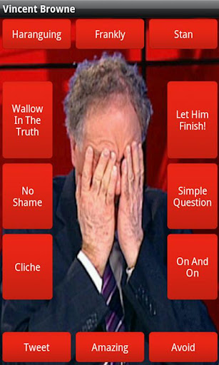 Vincent Browne Soundboard