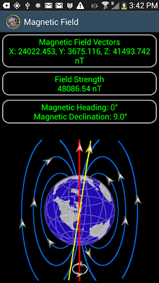 Geodesy Earth Tools - screenshot