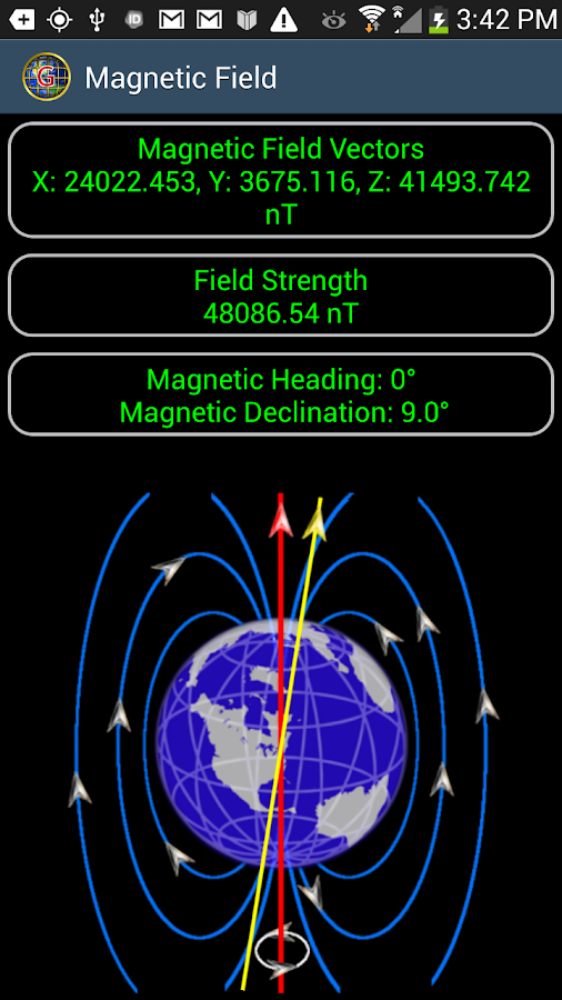 Geodesy Earth Tools- screenshot