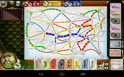 Ticket to Ride Screenshot 11