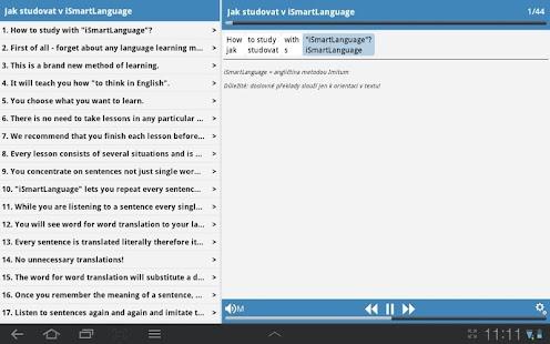 Angličtina PREMIUM - screenshot thumbnail