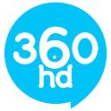 360hd logo
