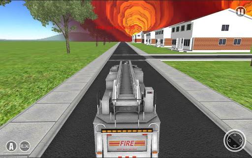 Fire Truck Driver RB Sim