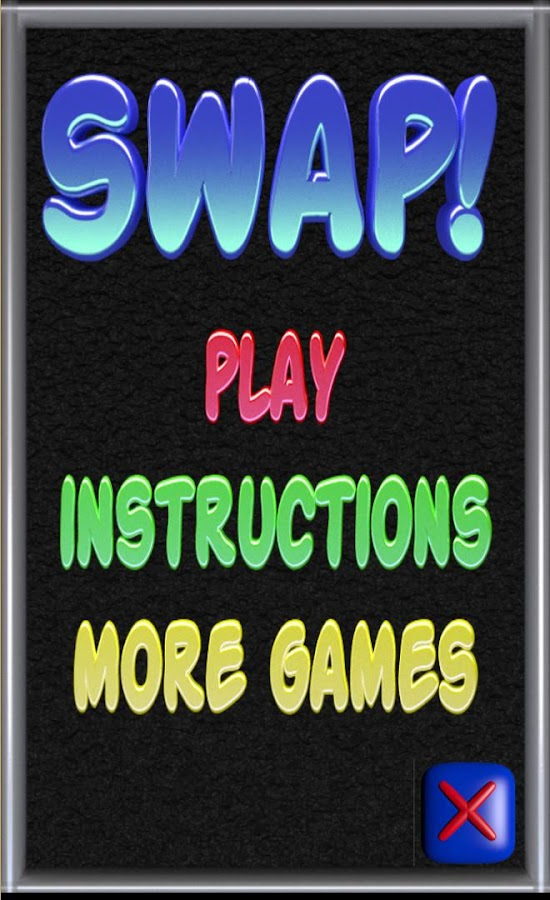 Swap!- screenshot