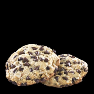 Guiltless Chocolate Chip Cookies.