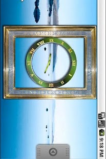 Roman Numeral Clock XXL - screenshot thumbnail