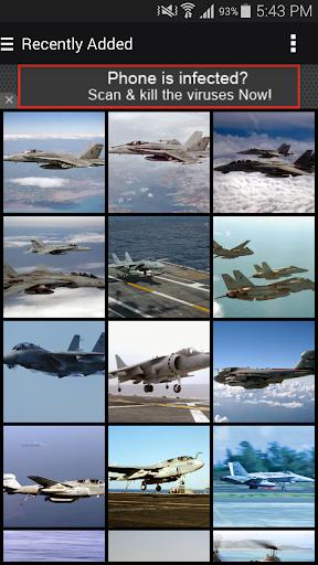 Aircraft Set Wallpapers