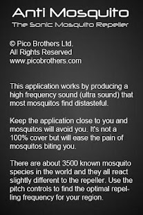 Anti Mosquito - Sonic Repeller - screenshot thumbnail