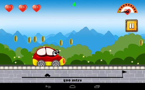 Kids Car Racing - Toy Car