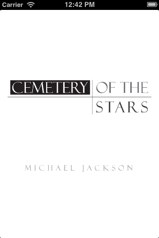 Cemetery of the stars