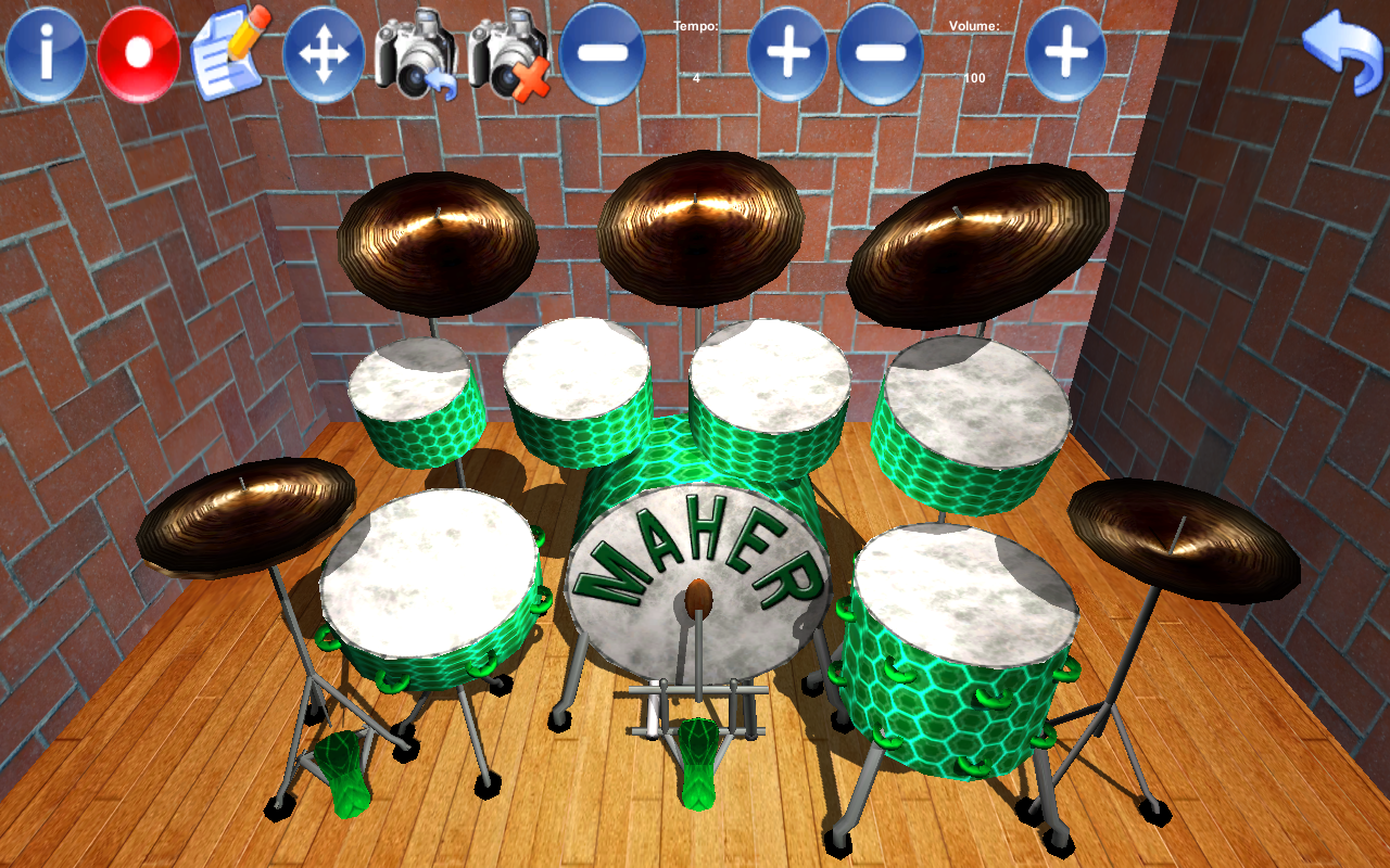 Maher Drums Studio- screenshot