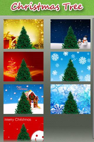 Xmas Tree - screenshot