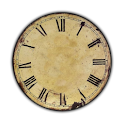 Vintage Analog Clock Widget icon