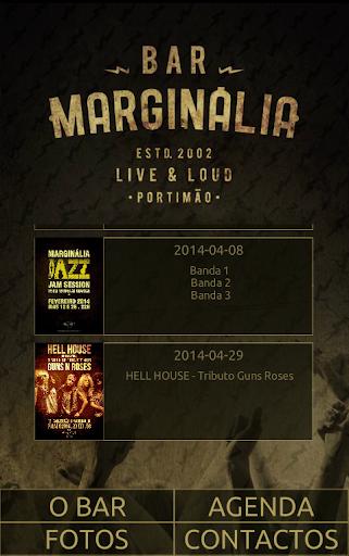 Marginália Bar
