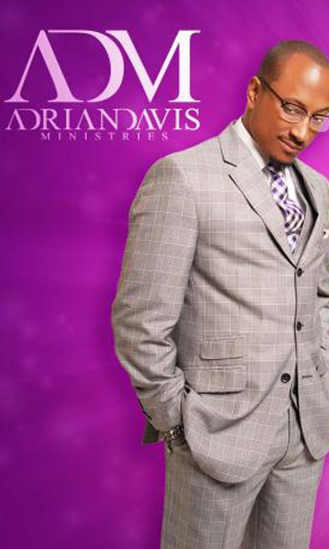 Adrian Davis Now - screenshot