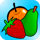 Kids Connecting Dots - Fruits