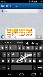 Emoji Keyboard - Spanish Dict - screenshot thumbnail