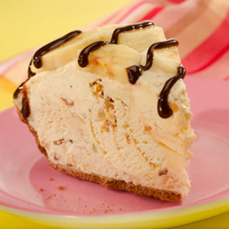 Snickers Sundae Pie