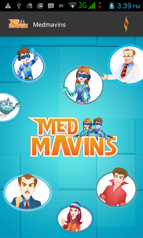 Medmavins- screenshot