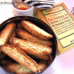 Healthy Biscotti